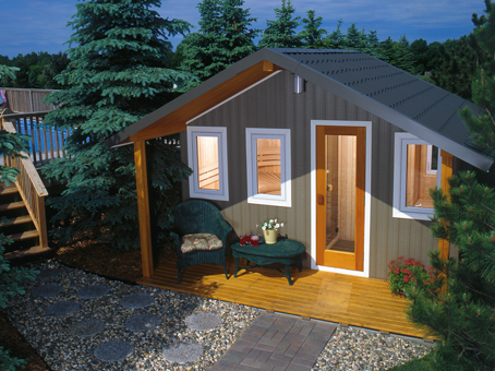 Saunas By Saunatec Alpine Construction Supplies Limited